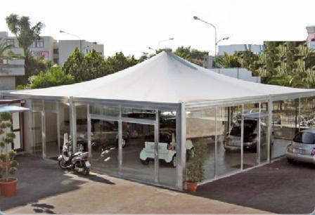 Gazebo 10x10 mt nuovo direttamente dalla fabbrica roma ebay for Gazebo professionale usato