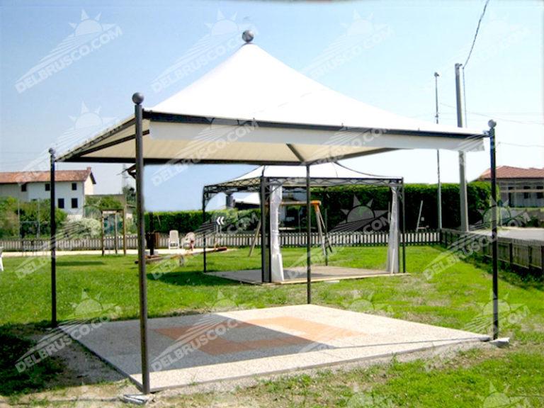 gazebo pagoda roma elegance