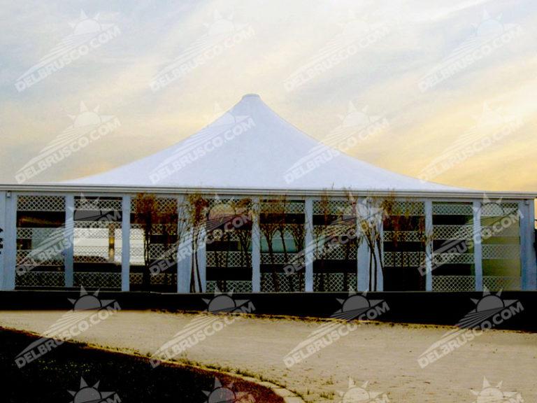 gazebo pagoda roma maxi