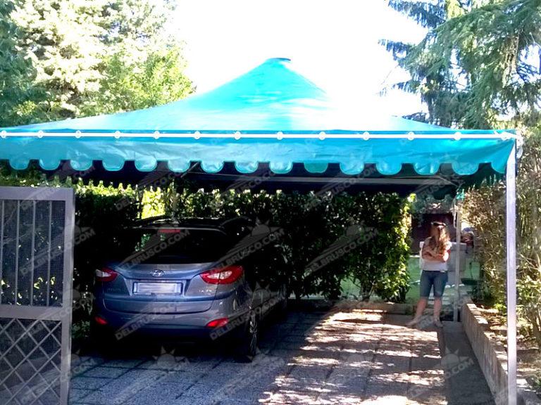 gazebo pagoda roma quadro