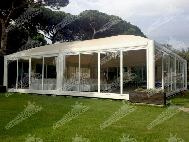 gazebo roma cupola elegance maxi