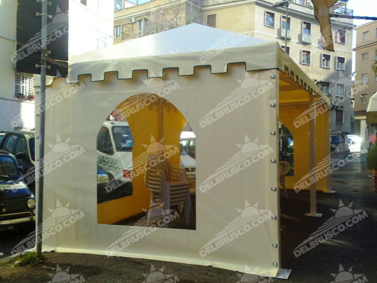 gazebo padiglione roma maxi