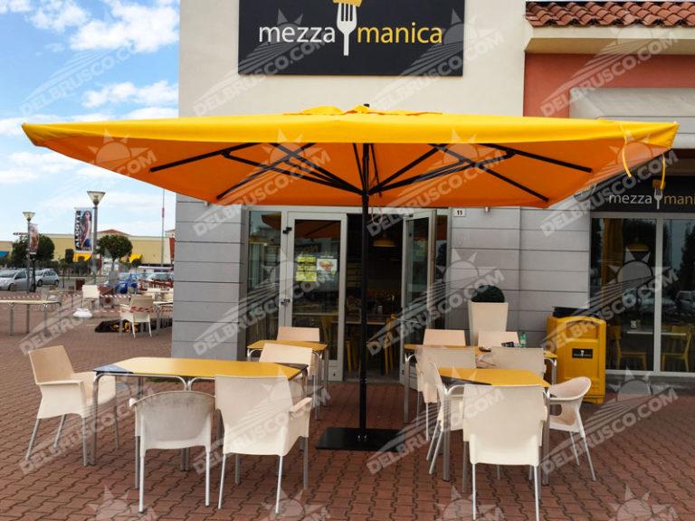 ombrellone classic plus per bar e ristoranti