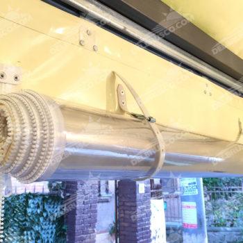 ombrellone porta pvc cinta