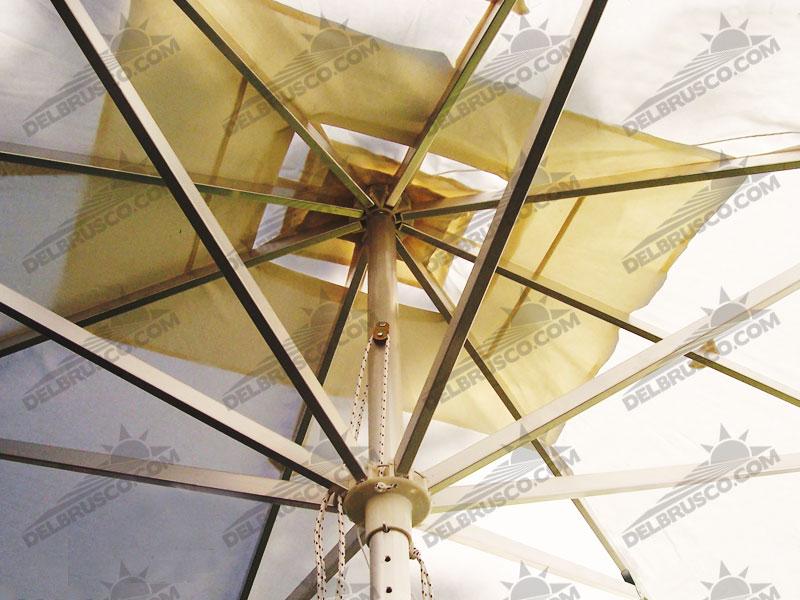 soffietto ombrellone per sfogo d'aria