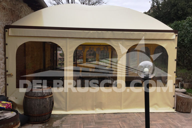 gazebo cupola mini roma medium del brusco 14